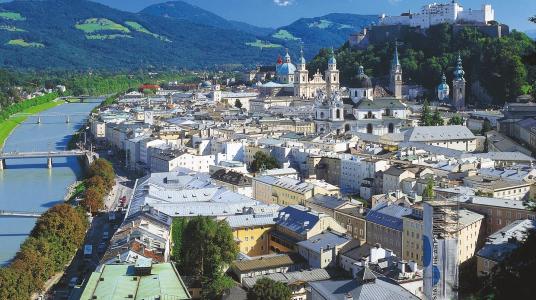 John Szepietowski considers 10 of the most impressive buildings in Salzburg